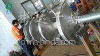 扇形桨叶耙式干燥机