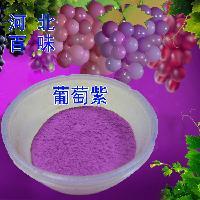 厂家直销 天然色素 天然葡萄紫