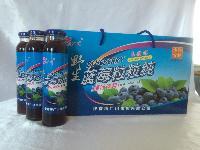 小兴安岭隆广川野生蓝莓粒粒纯