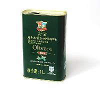高山茶籽油包装铁罐 山茶油礼品包装罐 食用油包装设计