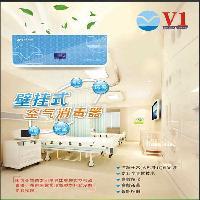 壁挂式空气消毒机_平板式空气净化器