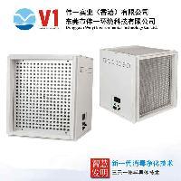 食品工厂中央空调空气净化器领导品牌