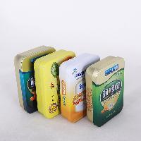 医药饮片糖果含片小铁盒