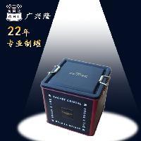150g茶叶铁盒包装方形马口铁茶叶盒定制