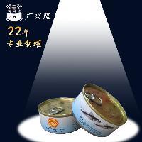 鱼类铁罐包装 401#马口铁焊接 罐头包装定制