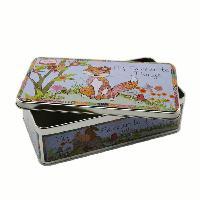 饼干包装铁盒 马口铁曲奇饼干铁盒