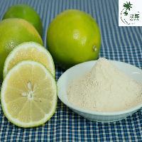 厂家供应纯天然柠檬粉 喷雾干燥水果粉 溶解效果好 营养丰富