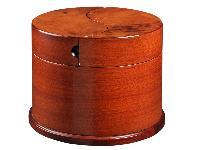 森鼎厂家定制:木制酒盒 单支红酒木盒
