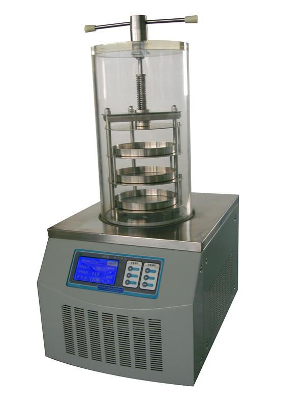 DYYB-10多歧管压盖型冷冻干燥机