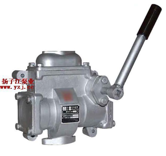 油泵:CS型手摇泵