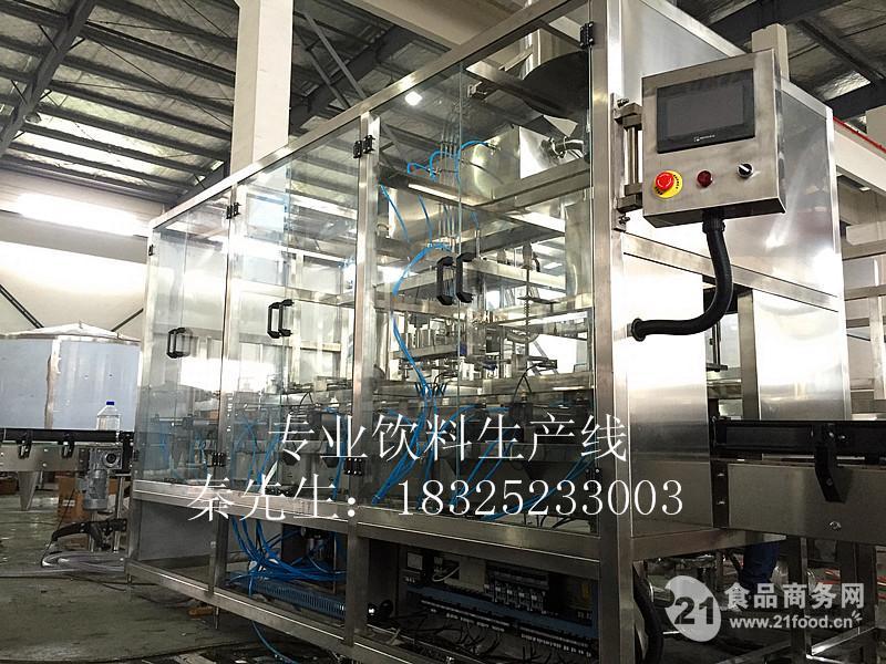 张家港饮料机械大瓶灌装机厂家直销