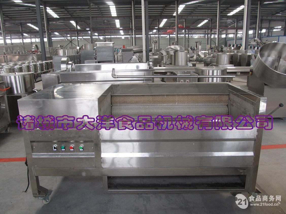 YQT1500型全自动处理鱼鳞机