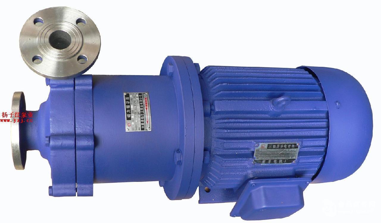 CQ型不锈钢轻型磁力驱动泵