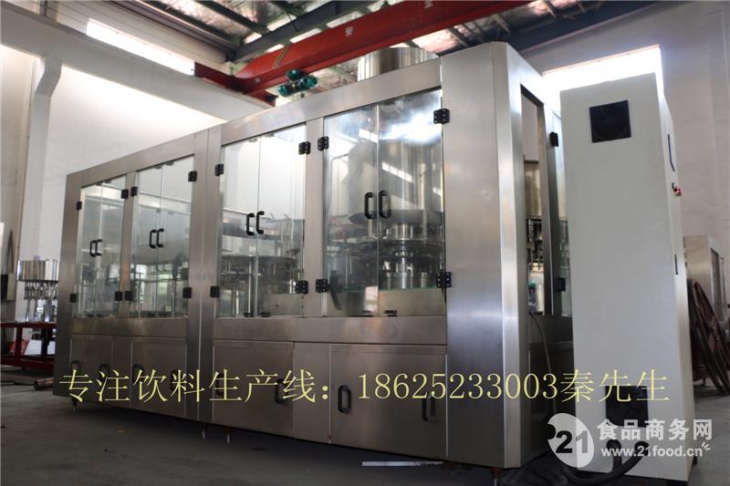 张家港饮料机械瓶装水生产线厂家直销