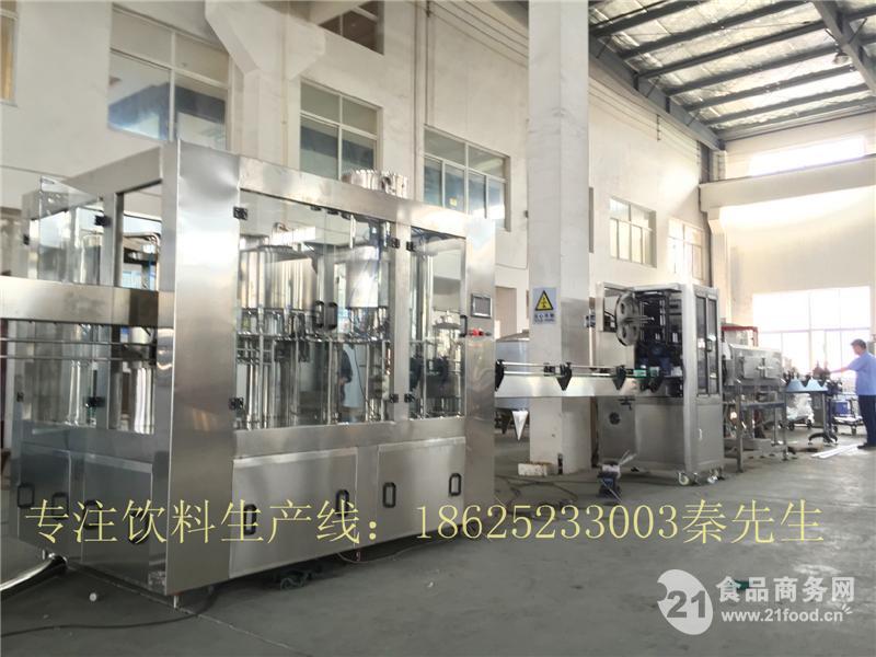 中小型茶饮料生产线厂家直销