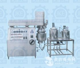 牛奶果汁饮料高剪切均质乳化机