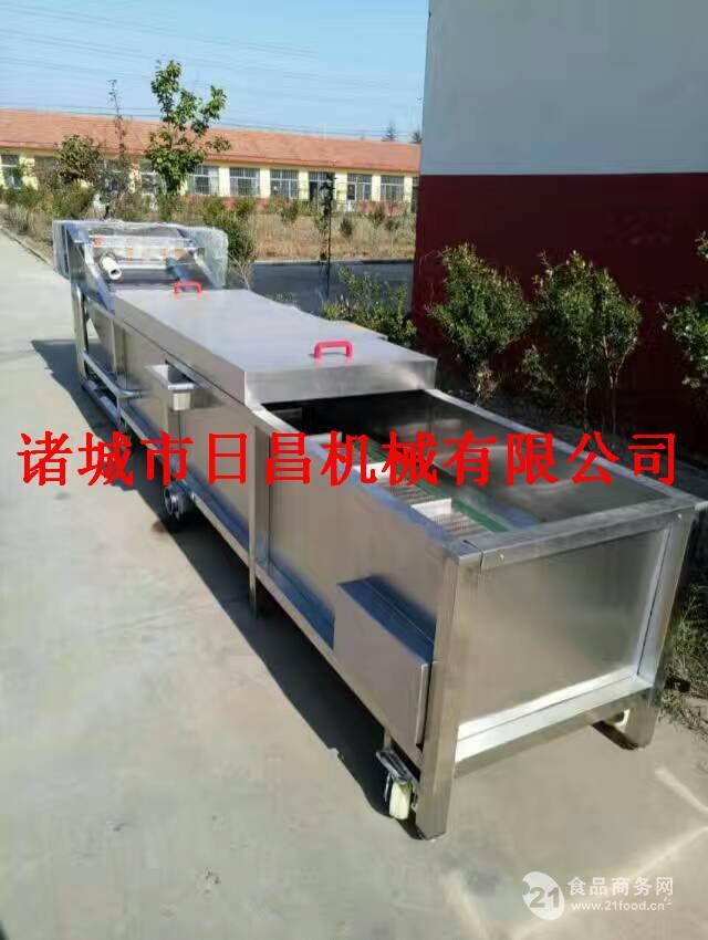 气泡式RC-5000百花菜清洗机