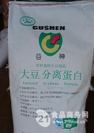 谷神大豆分离蛋白 20kg/袋 原包装