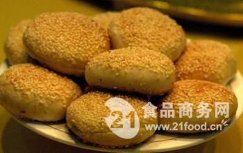 老北京烧饼全套技术-正宗烧饼学习