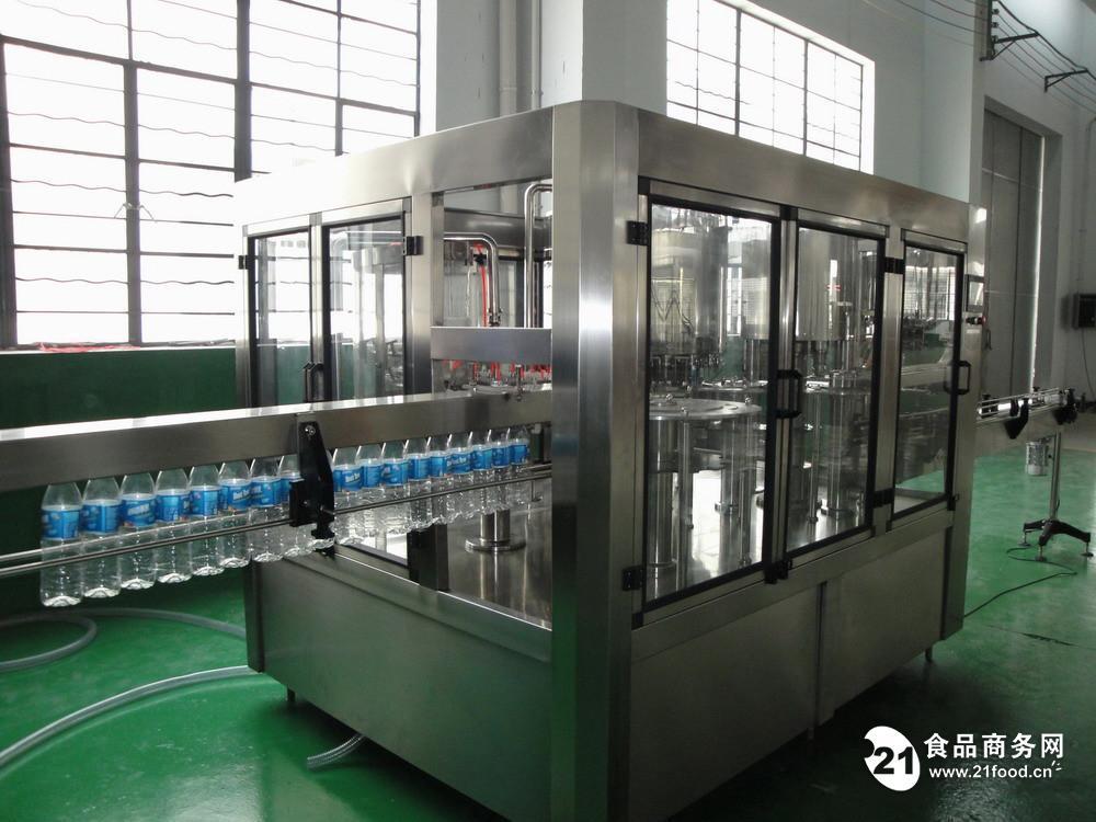 中小型瓶装水生产线