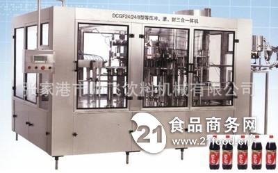 长期供应 碳酸饮料灌装机 瓶装饮料灌装机 小型碳酸饮料
