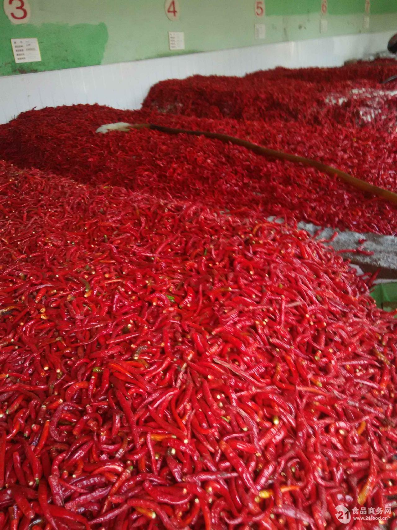 盐渍辣椒生产厂家