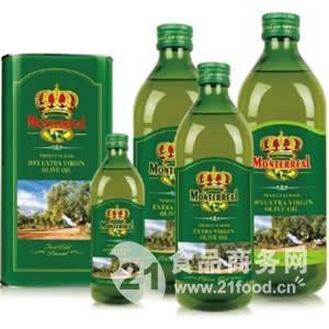 西班牙特级初榨橄榄油, 蒙特垒橄榄油批发,橄榄油代理