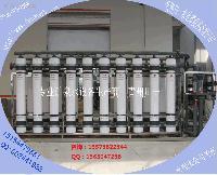 山东川一20吨超滤矿物质水设备
