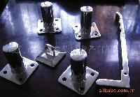 平移冷库门配件(高压铝轨道及门槛,不锈钢