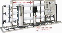 山东川一15吨反渗透水处理系统纯净水设备桶装水设备