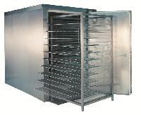 液氮速冻柜机