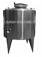 卫生级小型不锈钢制药储罐 真空无菌储罐