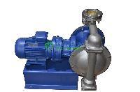 DBY型电动隔膜泵(配四氟膜片)