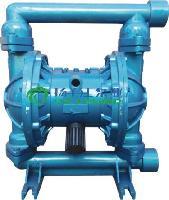 隔膜泵厂家QBY铝合金气动隔膜泵