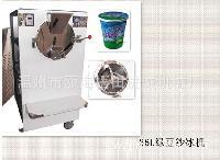厂家直销-供应绿豆冰沙生产线,绿豆沙冰灌装封口机