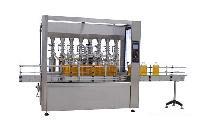 自動食用油灌裝設備
