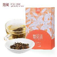 繁花沐西柚白茶