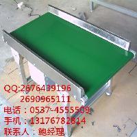 绿色pvc皮带机