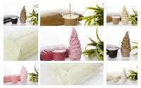 冰淇淋漿料廠家打造麥當勞冰淇淋奶漿效果-煙臺金利昌