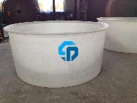 白色食品桶1000升敞口发酸圆桶