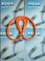 进口EDGE肉食切割锯条厂家直销