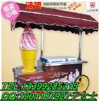 流动冰淇淋售货车