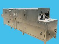 专业制作塑料食品筐清洗机