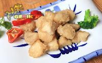 盐酥杏鲍菇