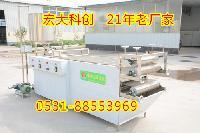仿手工豆腐皮机生产线