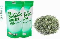 品质广西有机绿茶100克自立铝箔袋配精美印刷防潮持久保香