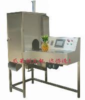 厂家供应菠萝削皮机 菠萝去皮机 菠萝罐头加工设备