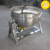 电加热导热油夹层锅300L