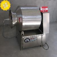 GR-500真空滚揉机 牛肉粒腌制