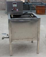 高然机械厂蔬菜漂烫速冻流水线